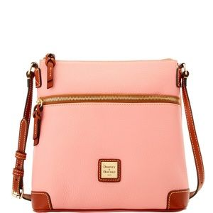 Dooney & Bourke pebble grain crossbody bag